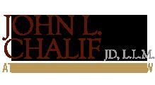 The Law Offices of John L. Chalif J.D., LL.M.